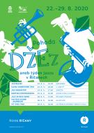 Festival Pohoda Jazz - Říčany 1