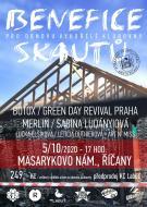 Benefiční koncert pro obnovu vyhořelé skautské klubovny 1